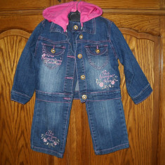 Haine Copii 1 - 3 ani - COSTUM DE BLUGI PENTRU FETITE