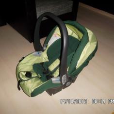 SCAUN AUTO PEG PEREGO Tri-Fix - Scaun auto bebelusi grupa 0+ (0-13 kg) Peg Perego, In sensul directiei de mers