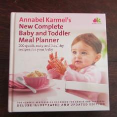 Carte Retete pentru bebelusi - Carte de bucate pentru bebelusi-
