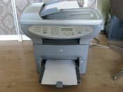 Imprimanta Multifunctionala HP Laserjet 3380 foto