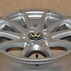 Janta aliaj Volkswagen, Diametru: 16, 7, 5, Numar prezoane: 5, PCD: 112 - JANTE VW 16 INCH