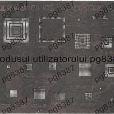Sita BGA, A68 - N78, N79, N85, N96, 6500S, 6600S-117929