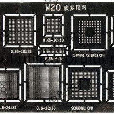 Sita BGA, BEST - W20 - V208 - IC2, sita reballing-117936