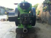 Motor TN Taiat Lemne foto