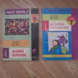 Culegere Matematica - Culegeri ALGEBRA, GEOMETRIE clasa a Vll- a