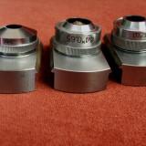 Optica medicala - Obiective, oculare microscop