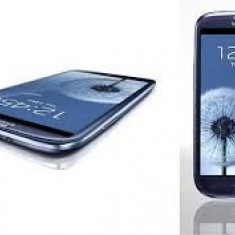 Telefon mobil Samsung Galaxy S3, Albastru, 16GB, Orange, Quad core, 2 GB - Samsung S3 + garantie