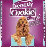 Hrana uscata pentu caini Cookie Every Day  Adult 10kg Pui (17% proteina)