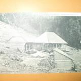 Carte postala Bucegi Bucsecs Malajeschter Schutzhaus 1911, Circulata, Printata