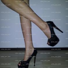 Pantofi de dama GEN Christian Louboutin. - Sandale dama, Marime: 36, Culoare: Negru