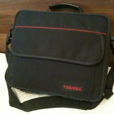 Geanta laptop Toshiba originala