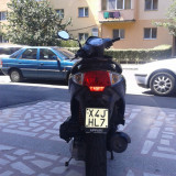 Scuter SYM JET4