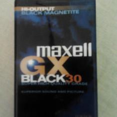 Maxell GX Black30, VHS