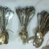 Set de argint 800 12 persoane, Produs unicat in Romania! - Set bijuterii argint