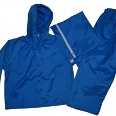 Set de ploaie format din geaca, pantalon si borseta firma Anuy marimea 104 cm pentru 4 ani