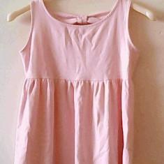 Top babydoll roz ZARA KIDS (11-12 ani/ 152cm), Fete