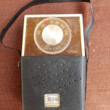 RADIO COLOMBO SOLID STATE .MADE IN HONG-KONG, DEFECT - Aparat radio