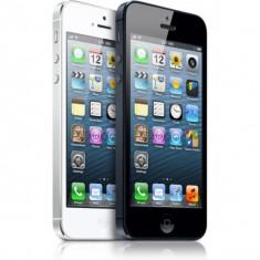 Vand iPhone 5 Apple negru, neverlocked, 16GB, Neblocat