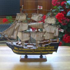 Macheta Navala - Corabie de lupta/ vapor.barca