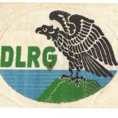 EMBLEMA DE MATASE DLRG GERMANIA 1913