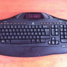 Tastatura Logitech MX5500 bluetooth, Multimedia, Fara fir