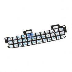 Tastatura telefon mobil - Tastatura Qwerty HTC S710 argintie Originala