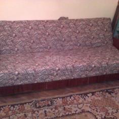 Vand una/doua canapele extensibile - Canapea, Canapea in stil clasic, Din stofa