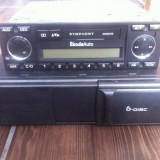 Radio casetofon + Magazie CD Skoda Octavia - Magazie CD auto