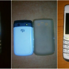 BlackBerry Bold 9780 Alb - Telefon mobil Blackberry 9780, Neblocat