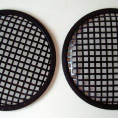 Difuzoare - Plasa protectie difuzor boxa noi - diametru: 20.6 cm.