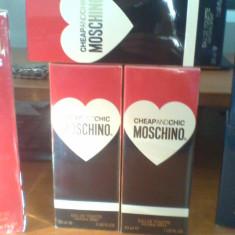 Moschino Cheap And Chic 30ml - Parfum femeie Moschino, Apa de toaleta, Aromatic