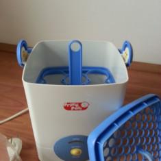 Vand Sterilizator aburi Primii Pasi - Sterilizator Biberon Primii Pasi, Cu aburi