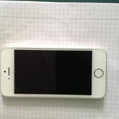 Apple iPhone 5S, 32GB, Gold (Auriu), Neblocat