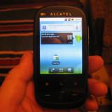 Alcatel ONETOUCH 890D, dual sim - Telefon Alcatel, Negru, Nu se aplica, Neblocat, Fara procesor