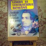 Maria Boatca - Limba si literatura romana Antologie de texte comentate clasa a VIII a - Manual scolar, Clasa 8, Alte materii