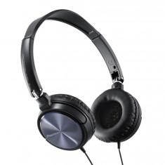 Casti Pioneer, Casti Over Ear, Cu fir, Jack 3, 5mm - Casti audio Hi-Fi Pioneer SE-MJ521
