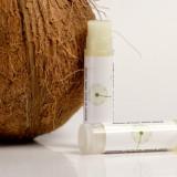 Natural Balm - Balsam de buze (strugurel) cu ulei de struguri natural (bio)
