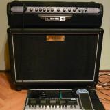 Amplificator Chitara Altele - Vind head+ cabinet ca noi