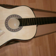 Chitara Clasica pentru Incepatori cu pana si corzi