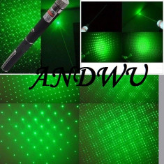 Laser pointer - Laser 2000mW POINTER VERDE +CAP 3d