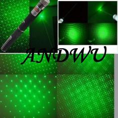 Laser 2000mW POINTER VERDE +CAP 3d - Laser pointer