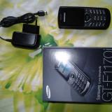 Telefon Samsung, Negru, <1GB, Orange, Single SIM, Fara procesor - Samsung GT-E 1170i