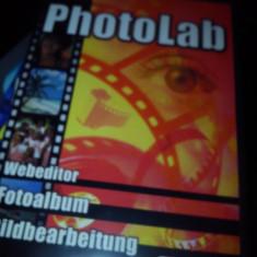 PhotoLab - Software Grafica