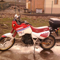 Impecabila km putyni, cauciucuri noi - Motocicleta Aprilia
