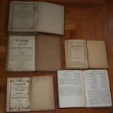 Carti de rugaciune evreiesti