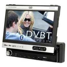 CD Player MP3 auto - Vand casetofon auto trevi