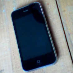 iPhone 3Gs Apple 16gb, Negru, Orange
