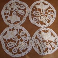 tesatura textila - Set mileuri macrame