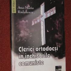 Istorie - Clerici ortodocsi in inchisorile comuniste - Ana Maria Radulescu (judetul Olt)