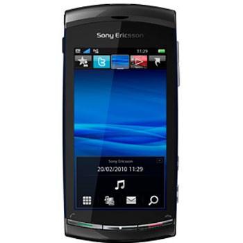 Смартфон Vivaz U5i Galaxy Blue + чехол крок. кожа.